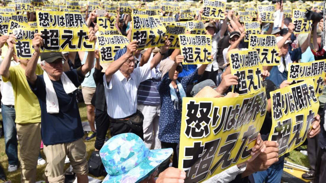 US marine arrested following fatal Okinawa truck crash