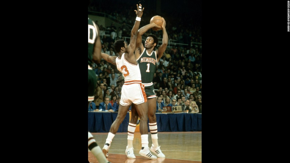 <strong>Milwaukee:</strong> Anchored by Oscar Robertson and Lou Alcindor (now Kareem Abdul-Jabbar), the Milwaukee Bucks defeated the Baltimore Bullets in 1971 for their last NBA Championship. They returned to the Finals three years later, only to lose to the Boston Celtics. In baseball, the Brewers went to the World Series in 1982. After winning the first game 10-0, they lost to St. Louis in seven games.