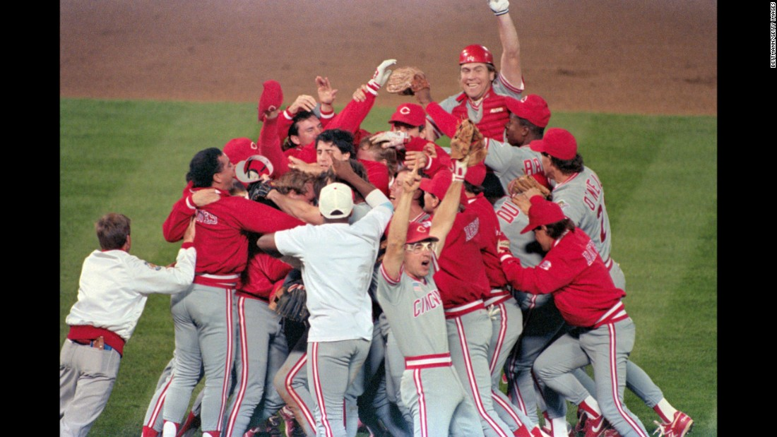 <strong>Cincinnati:</strong> The Cincinnati Reds last won the World Series in 1990 over the Oakland Athletics. But the Big Red Machine hasn't made it back. The Bengals had two stellar seasons in the 1980s that ended with Super Bowls berths. But they were dispatched in 1982 and 1989, both times by the 49ers.