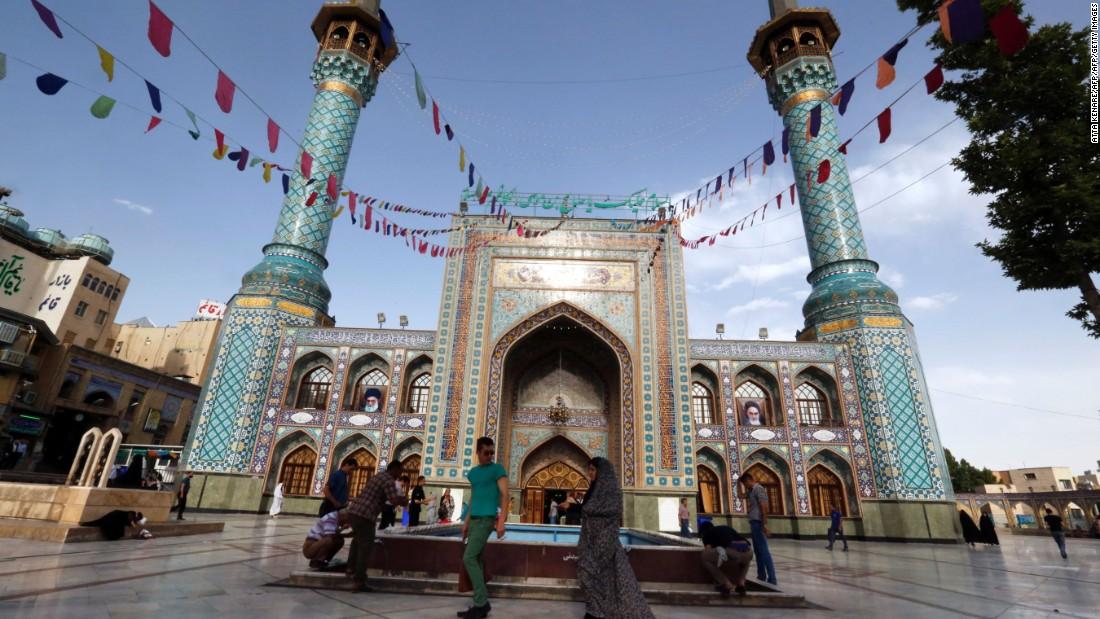 Iran: 'Ramadan terror plot' on Tehran foiled