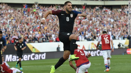 A win over Argentina for Clint Dempsey and the United States would be one of their best ever.