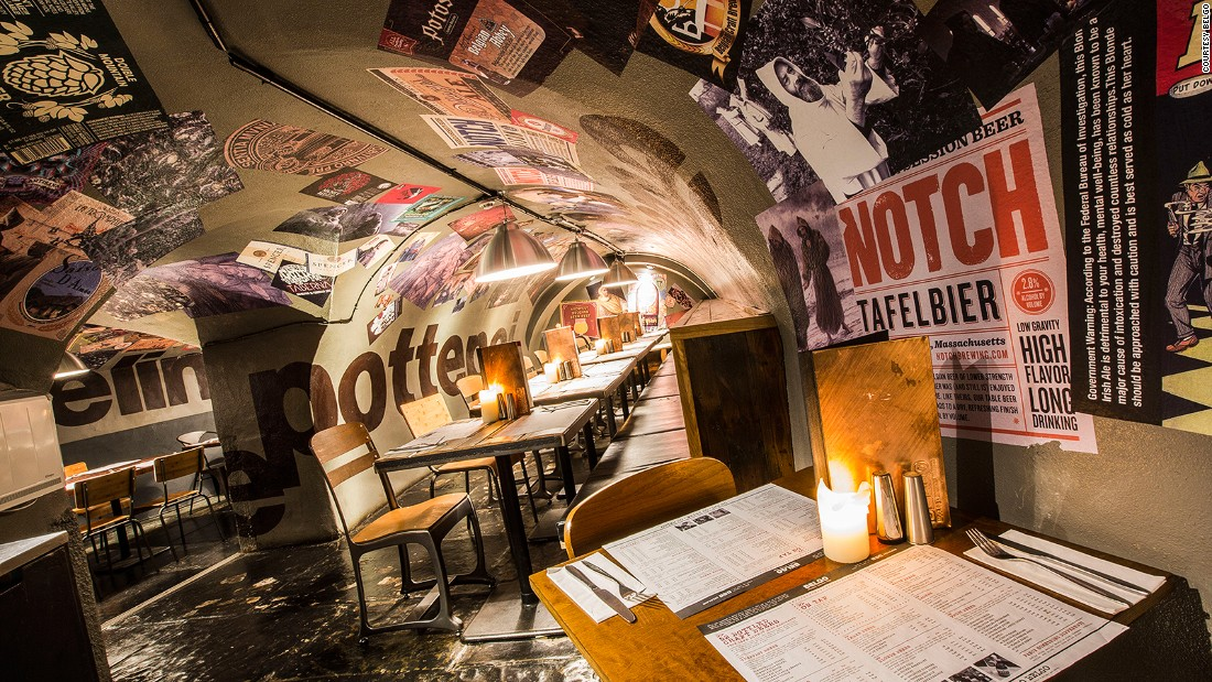 "<a href=""http://www.belgo.com/"" target=""_blank"">Belgo Centraal</a> has been serving up a taste of Brussels in London's Covent Garden for nearly two decades. Its menu includes an array of Belgian beers and dishes such as the typical moules marinieres."
