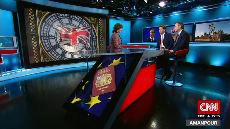 Newspaper editors clash in Brexit debate