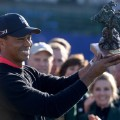 tiger woods trophy 2013