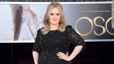Adele opens up about her postpartum depression