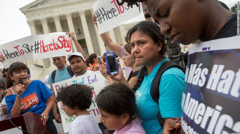 SCOTUS deals big blow to Obama's immigration plan