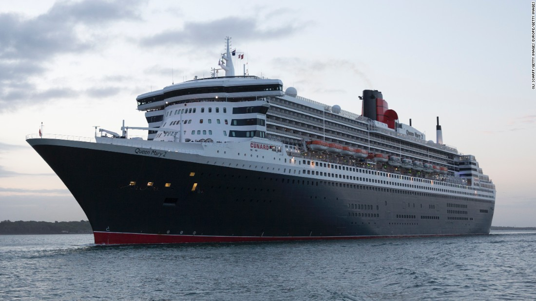 Queen Mary 2 gets a $130M facelift