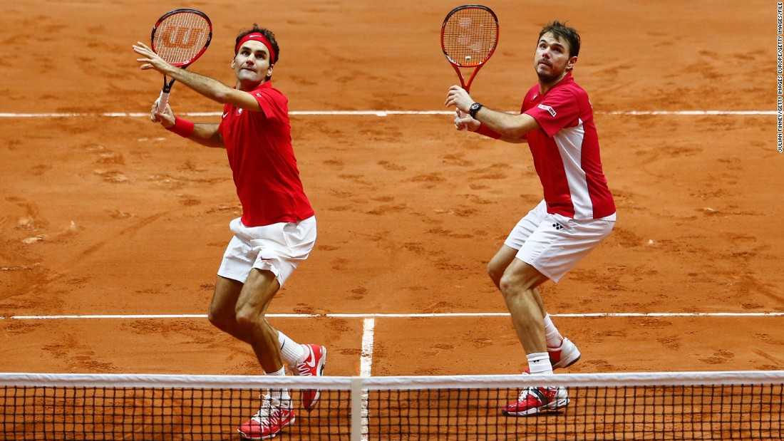Federer has won one Olympic gold medal -- in doubles with Swiss partner Stan Wawrinka at the 2008 Olympics.