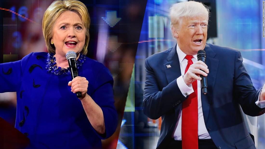 Clinton nods to populist fervor in first response to Brexit