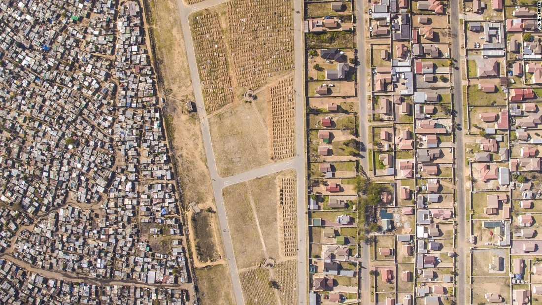 "Miller's photographs will exhibit at Johannesburg's <a href=""https://www.gibs.co.za/"" target=""_blank"">Gordon Institute of Business </a>in August. He is hoping his work can start a positive conversation about urban planning."