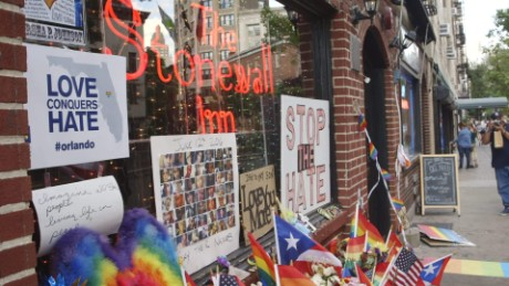 LGBT Stonewall National Monument