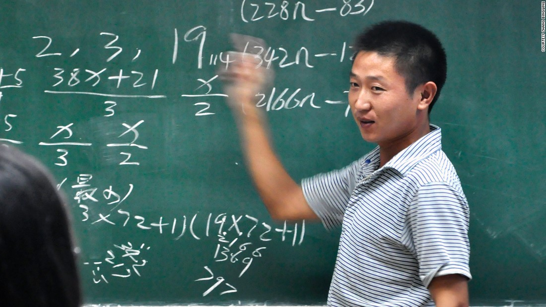 China's 'Good Will Hunting?' Migrant worker solves complex math problem