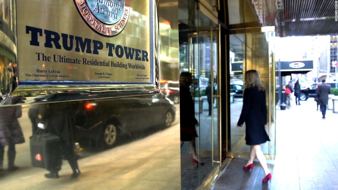Campaign defends paying steep rent increase at Trump Tower