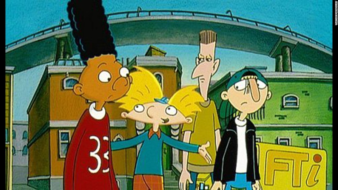 "<strong>""Hey Arnold! The Movie""</strong>: This popular animated series hops to the big screen as fourth-grader Arnold takes on big business. <strong>(Netflix) </strong>"
