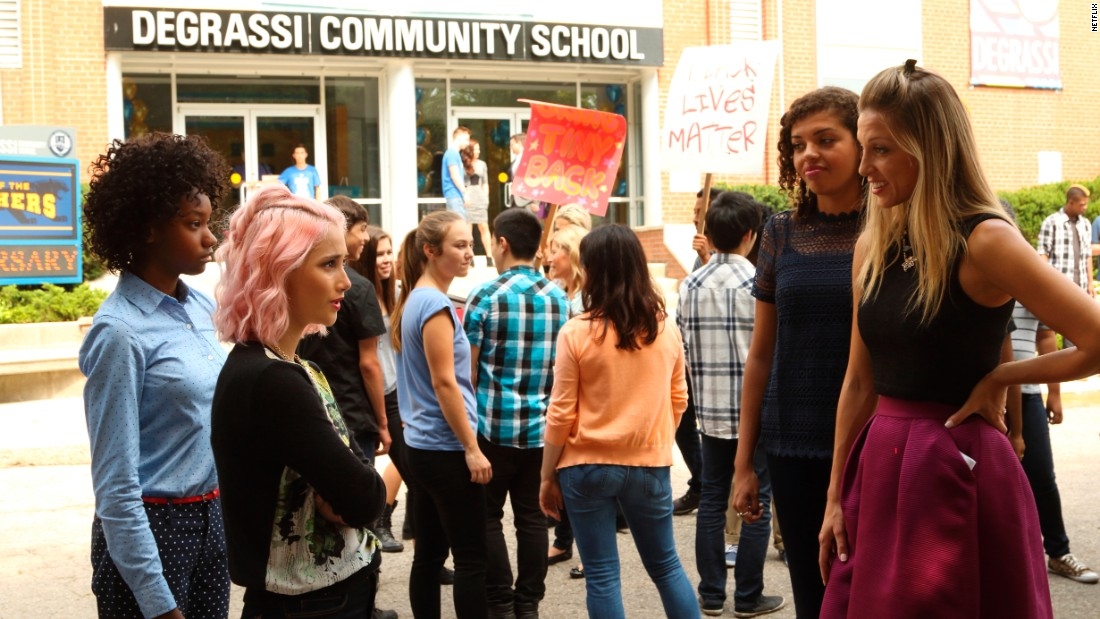 "<strong>""Degrassi: Next Class"" Season 2</strong> : High school was never so drama-filled as in this popular teen series. <strong>(Netflix) </strong>"