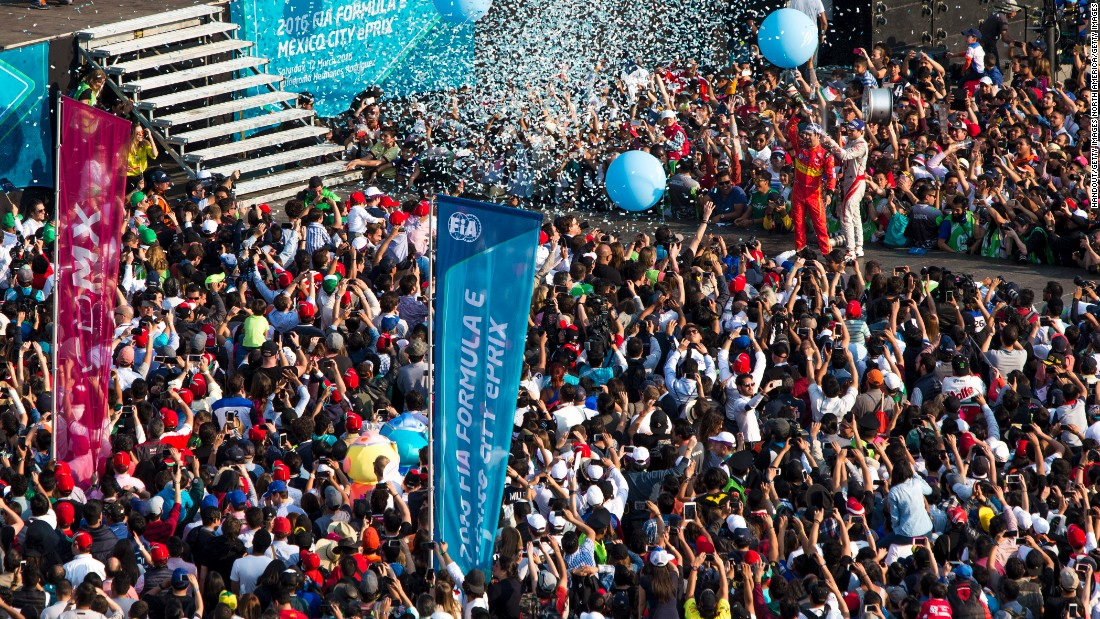 Di Grassi and Buemi have been part of a season that has thrilled fans at races around the world.