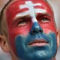 18 Euro 2016 Fan Faces