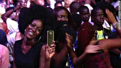 Sierra Leone's post-Ebola music festival