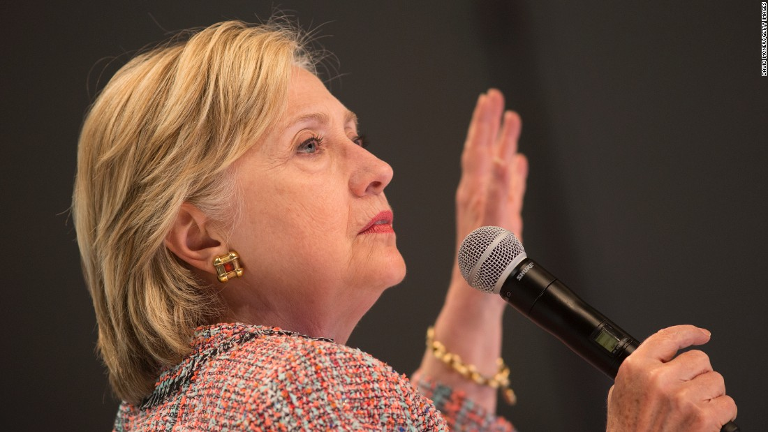 Clinton questioned by FBI as part of email probe
