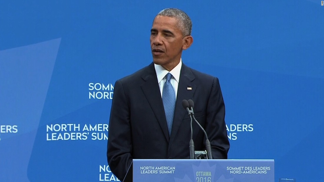 Obama: US was not involved in Turkish coup attempt
