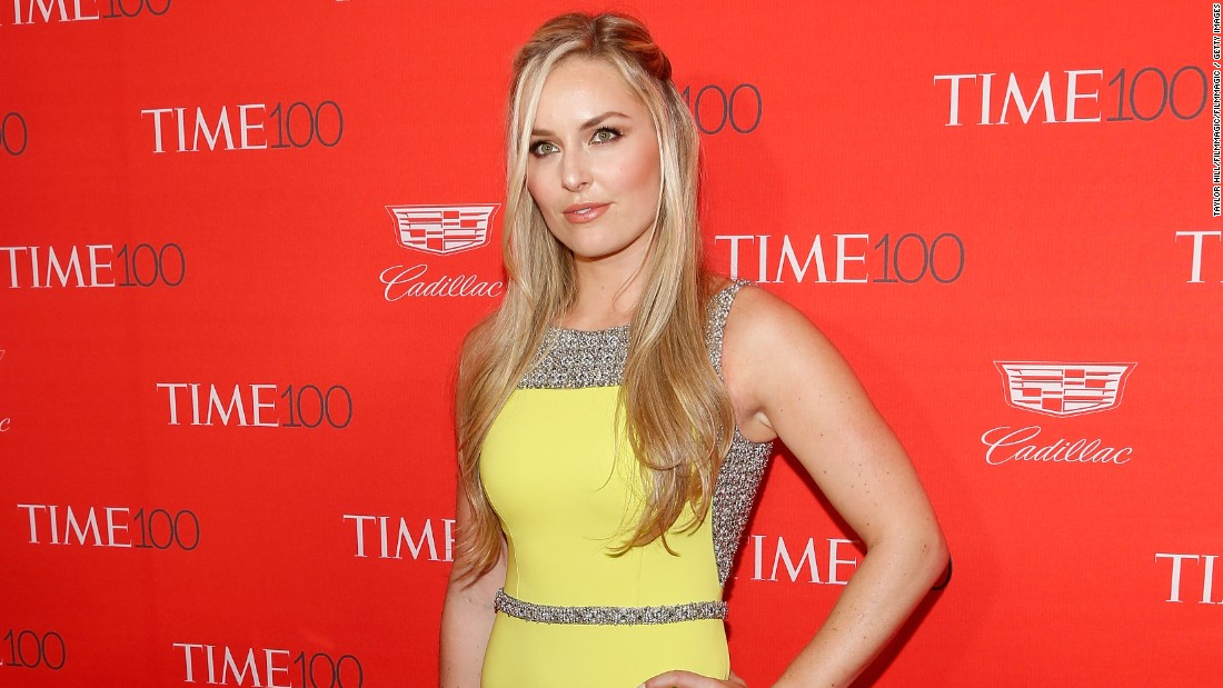 Lindsey Vonn wants a family, but can't get a date
