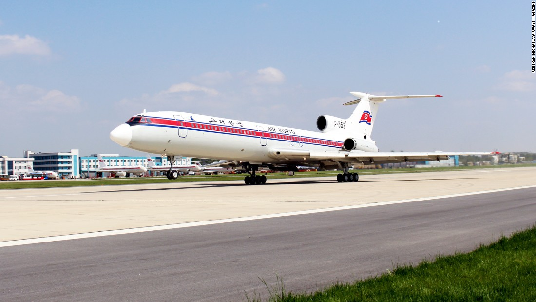 North koreas rare soviet airplanes 1 mans flight cnn travel