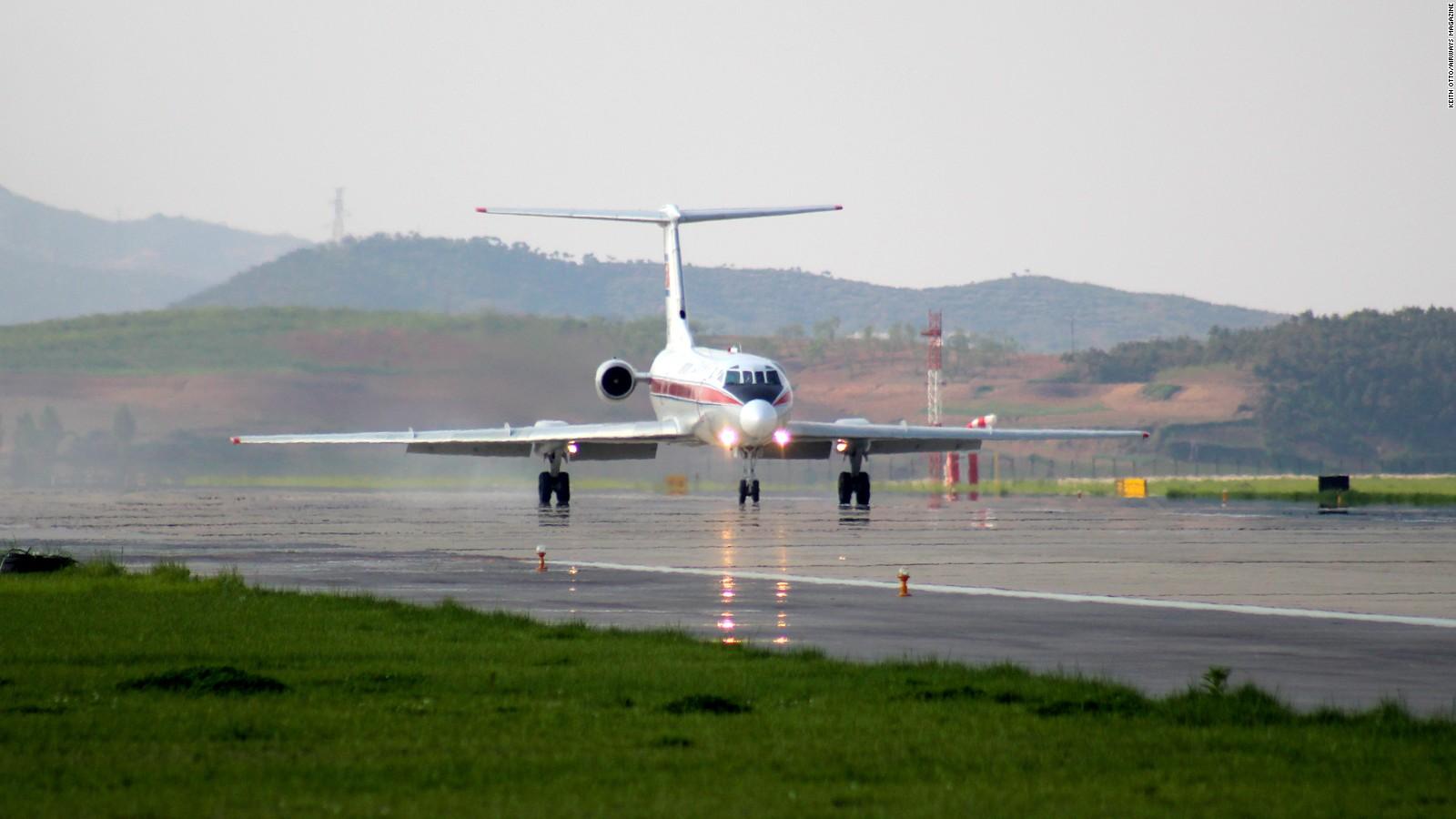 north korea u0027s rare soviet airplanes 1 man u0027s flight cnn travel