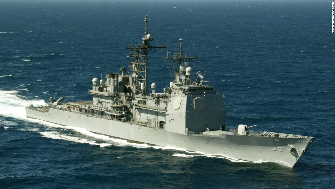 Again, Russian warship in close call with U.S. Navy