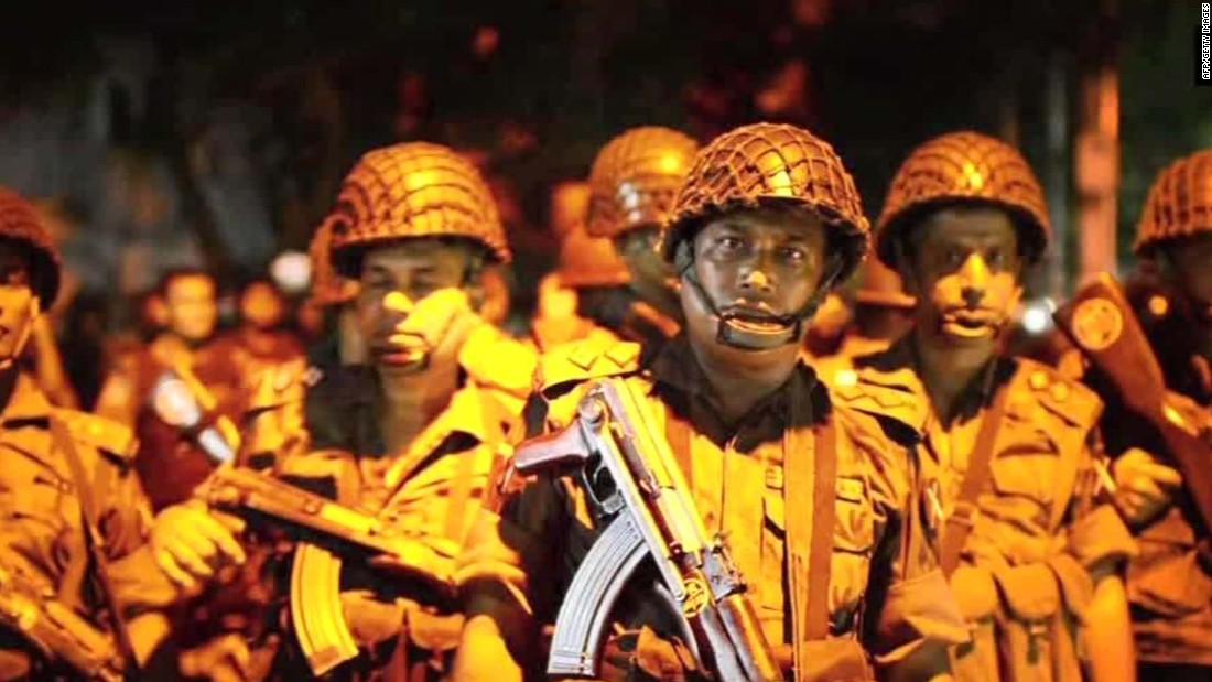 Dhaka cafe attack: Bangladeshis mourn hostages, officers killed