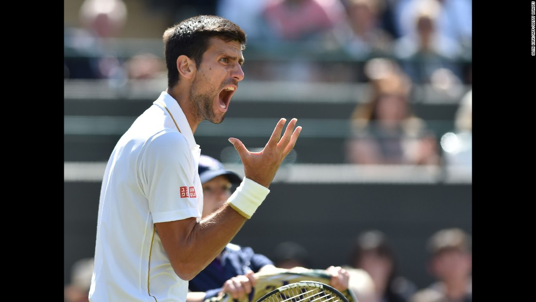 This was Djokovic's first loss before the quarterfinal of a grand slam tournament since 2009, when he went out in the third round at the French Open.