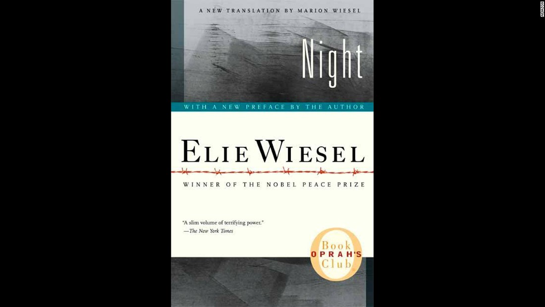 the depiction of the holocaust in the book night There is a wide range of ways in which people have represented the holocaust in popular culture  the second book is is it night  in his 1975 book holocaust, .