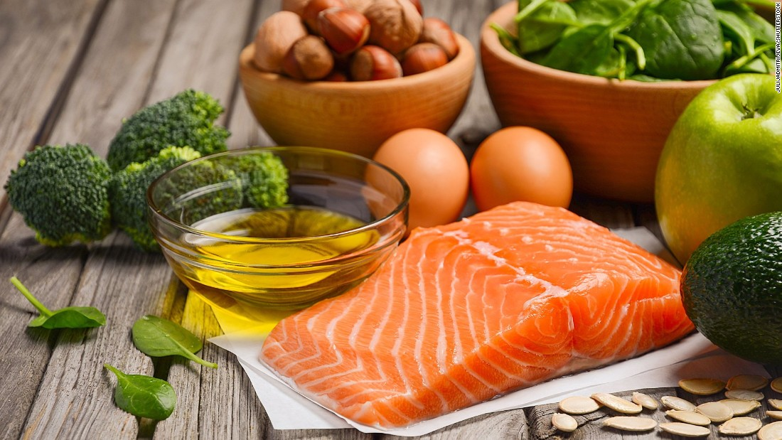 Good fats can cut risk of death by 27%, study says
