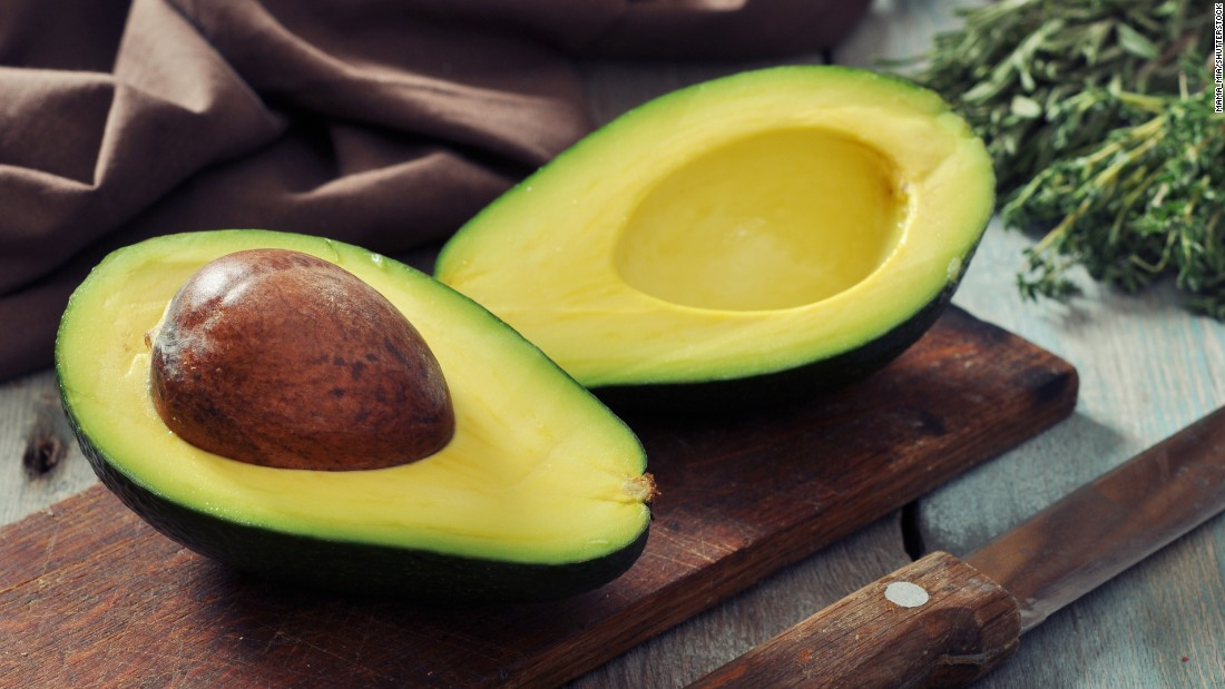Avocados are a super source of  monounsaturated fat, as are many nuts and seeds. Monounsaturated fat can lower bad cholesterol levels and contribute vitamin E, which many Americans are missing.