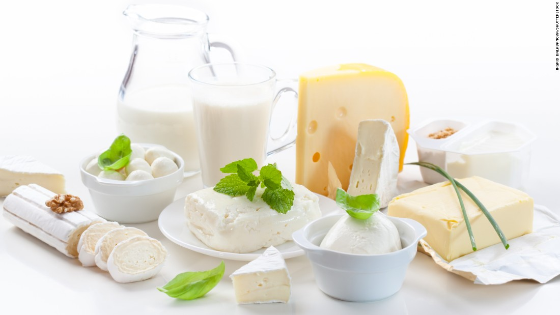 Saturated fat is also found in in animal-sourced foods like butter, lard, cheese and ice cream. You'll want to reduce these in your diet; use only in moderation.