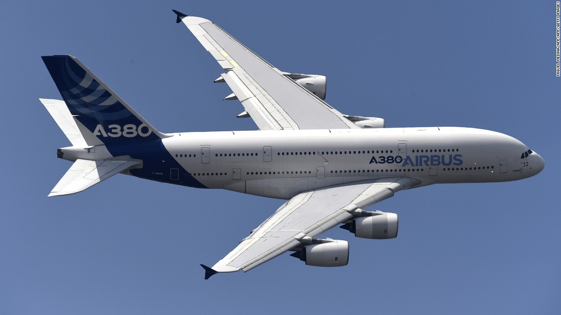 Four million parts, 30 countries: How an Airbus A380 comes together