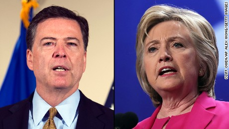 "FBI Dir.: Clinton email server ""extremely careless"""