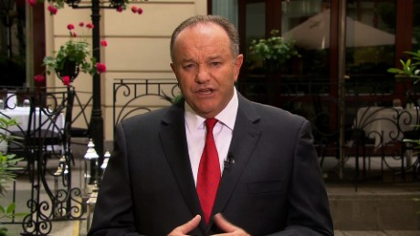 Christiane Amanpour speaks to Philip Mark Breedlove, Supreme Allied Commander Europe of NATO Allied Command Operation about the impact of Brexit on NATO and the west.
