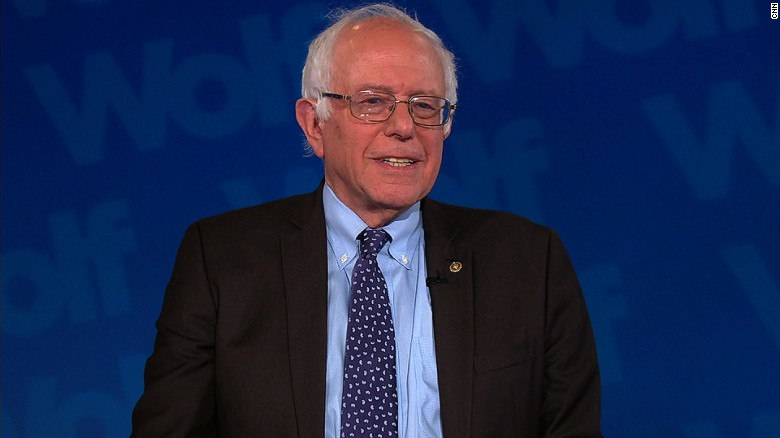 House Democrats boo Bernie Sanders, he responds