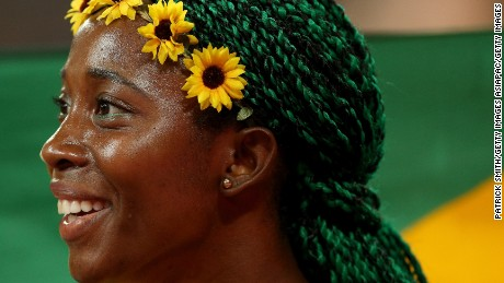 Shelly-Ann Fraser-Pryce aims to make Olympic history -- before Bolt