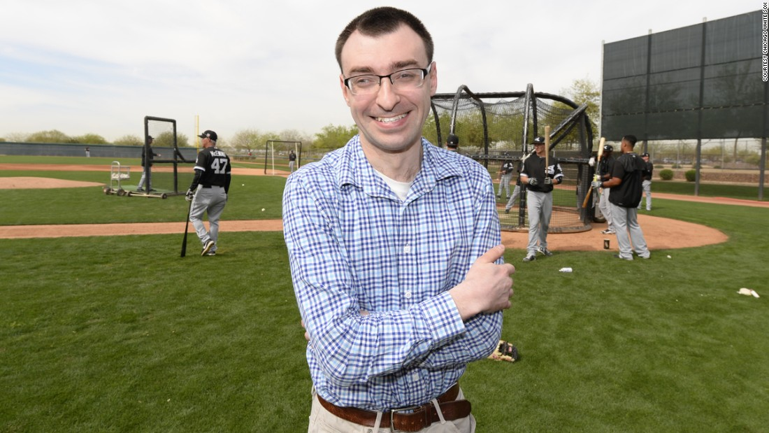 Benetti was hired by the Chicago White Sox in 2016. He joined the team for spring training in Glendale, Arizona.