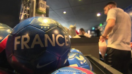French football fans optimistic for Euro 2016