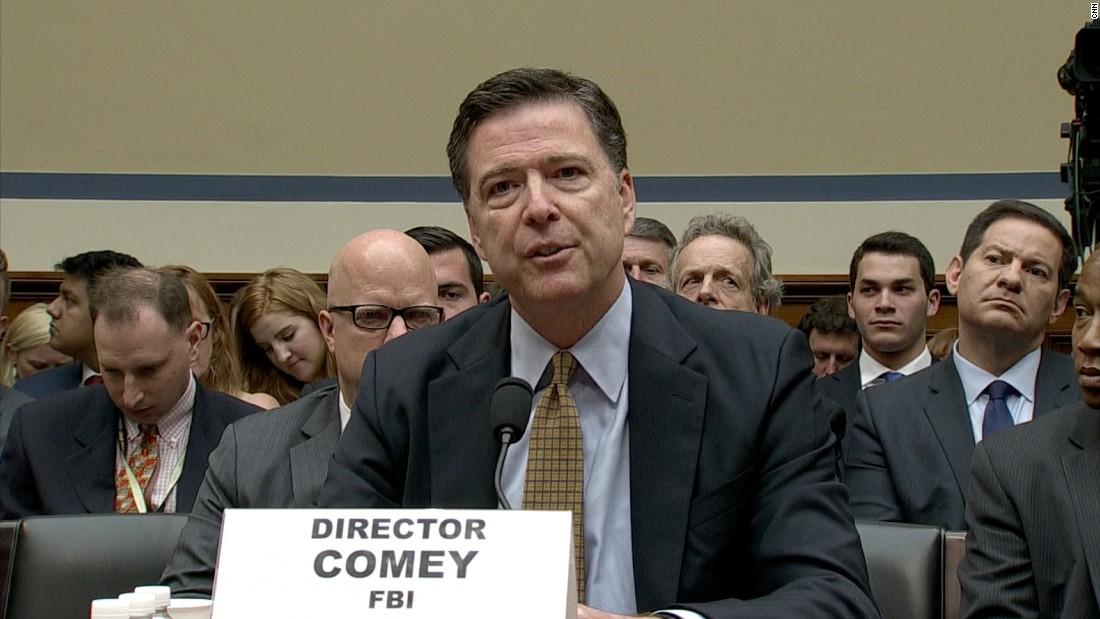 FBI Director Comey: Petraeus case worse than Clinton's emails
