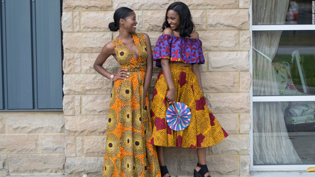 African Fashion How To Turn 500 Into 2 Million Cnn