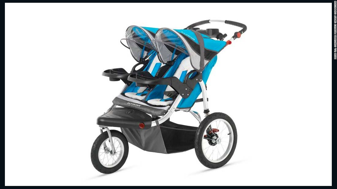 reebok jogging stroller. The Schwinn Discover Double Is Included In Recall. Photos: Jogging Strollers Recalled Reebok Stroller