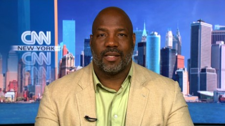 Jelani Cobb: The problem is violence 'period, writ large'