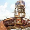 Lagos shanty megastructures 4