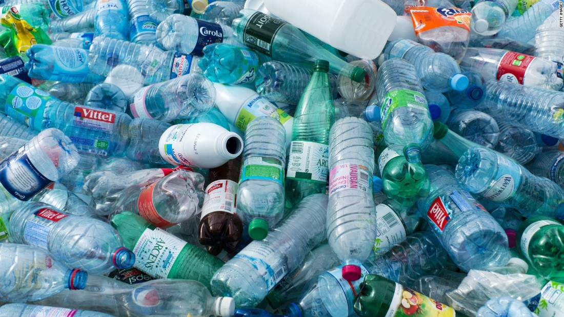About 80 million tonnes of polyethylene, which is more difficult to degrade than other plastics, are produced each year.