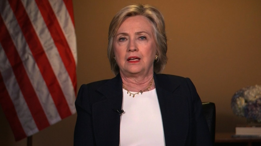 Clinton: Dallas shootings an 'absolutely horrific event'