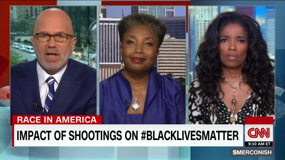 African-American professor Carol Swain slams Black Lives Matter