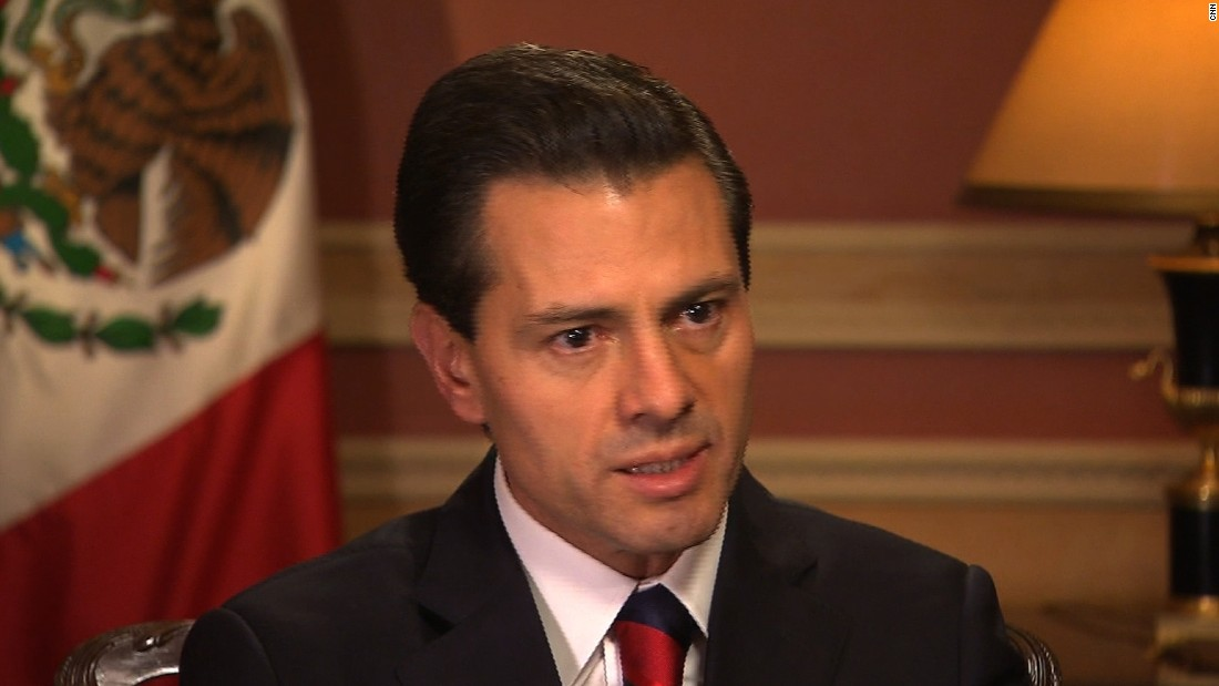 Obama welcomes leader of Mexico day after RNC ends